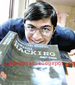 Ethical Hacking Book By Ankit Fadia Pdf